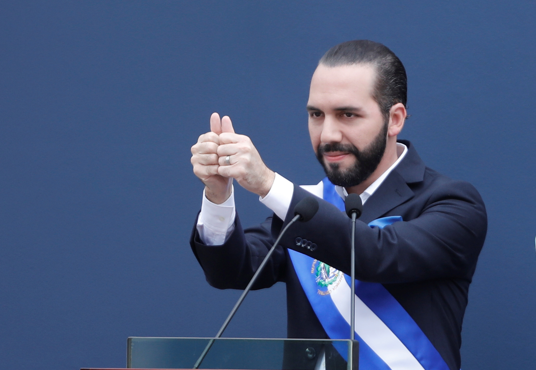 Amongst Salvadorans in the US, Opinion Is Split on Conservative New President Nayib Bukele