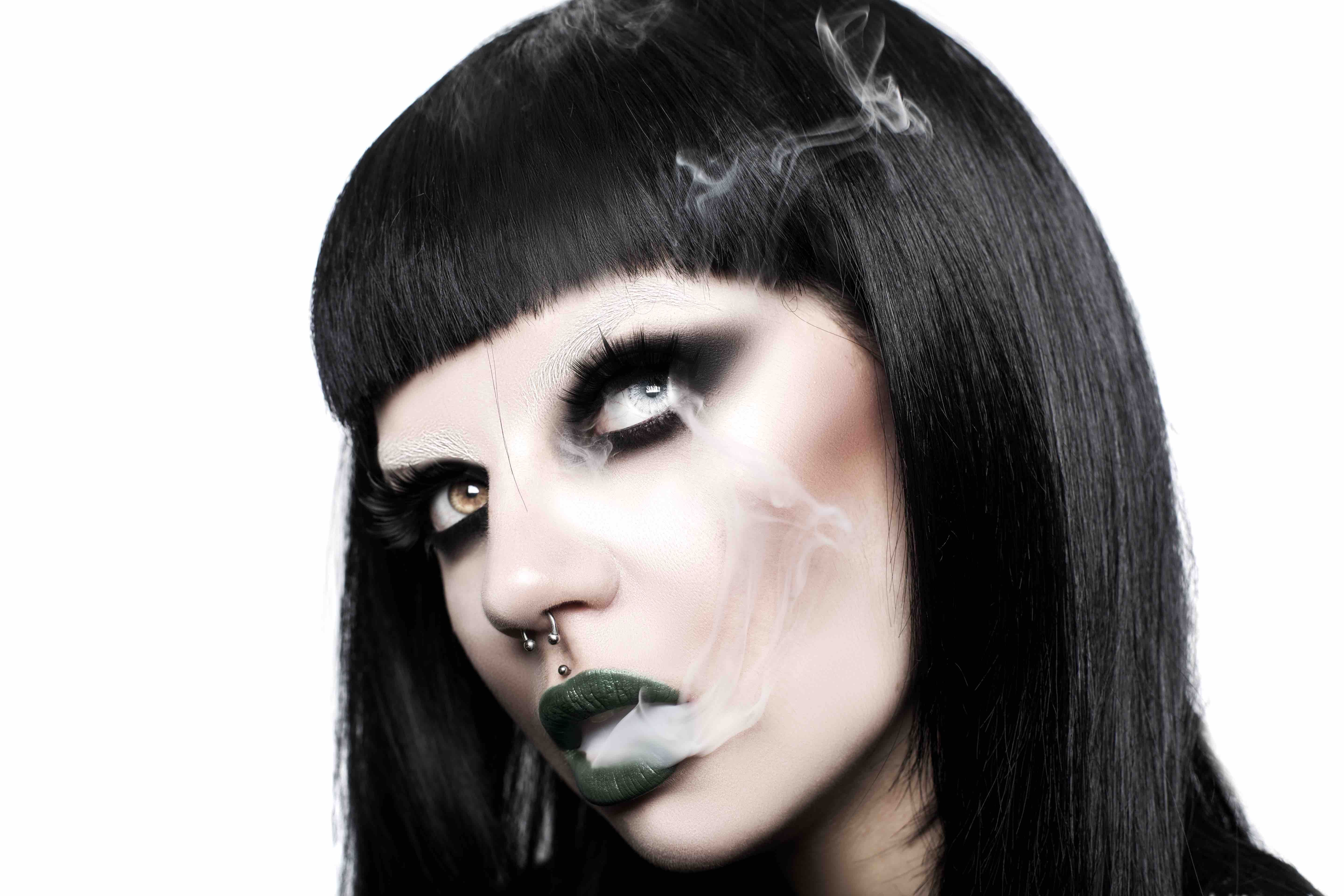 Necromancy Cosmetica Is a Goth Beauty Brand Giving Back to Puerto Rico