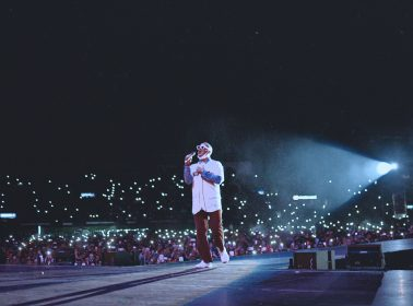 Bad Bunny Paid Tribute to Big Papi at Historic Santo Domingo Concert