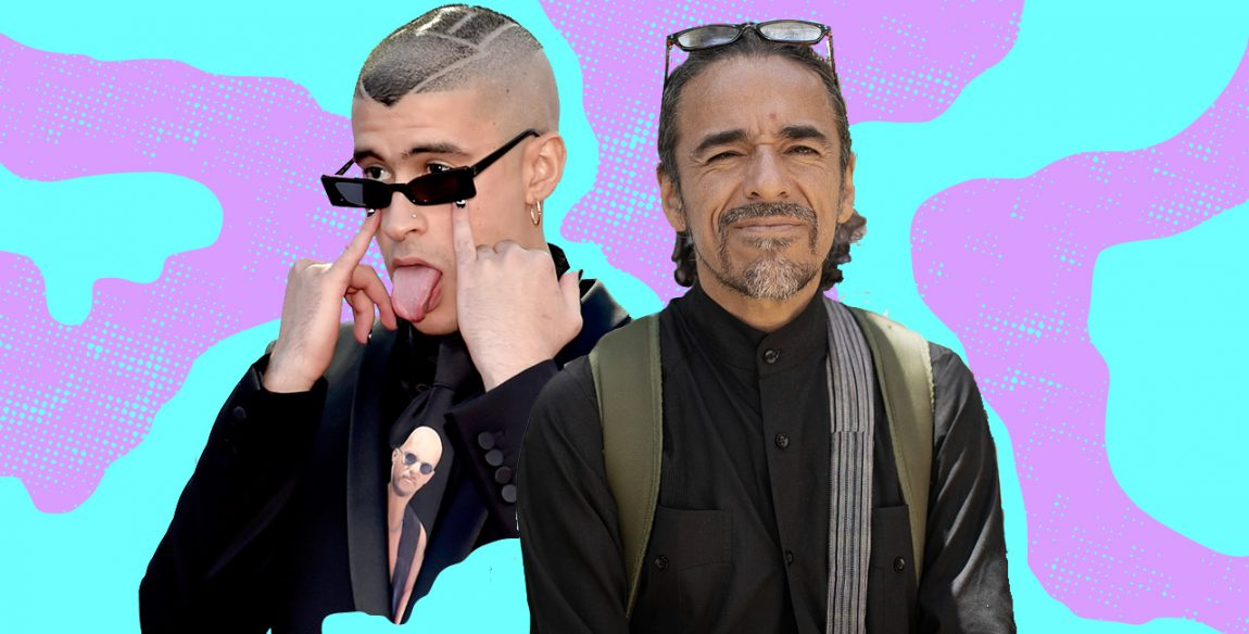 Why Theres Uproar Over Trying To >> Cafe Tacvba Singer Ruben Albarran S Bad Bunny Duet Causes Uproar