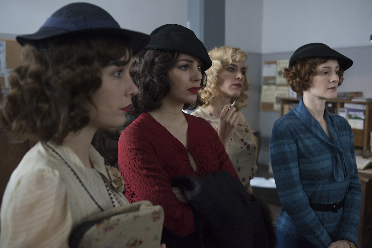 Season 4 of Netflix's 1920s Feminist Workplace Drama 'Las Chicas del Cable' Is Coming This Summer