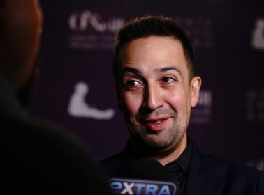 Lin-Manuel Miranda Surprises Washington Heights High Schoolers at Their 'In the Heights' Production