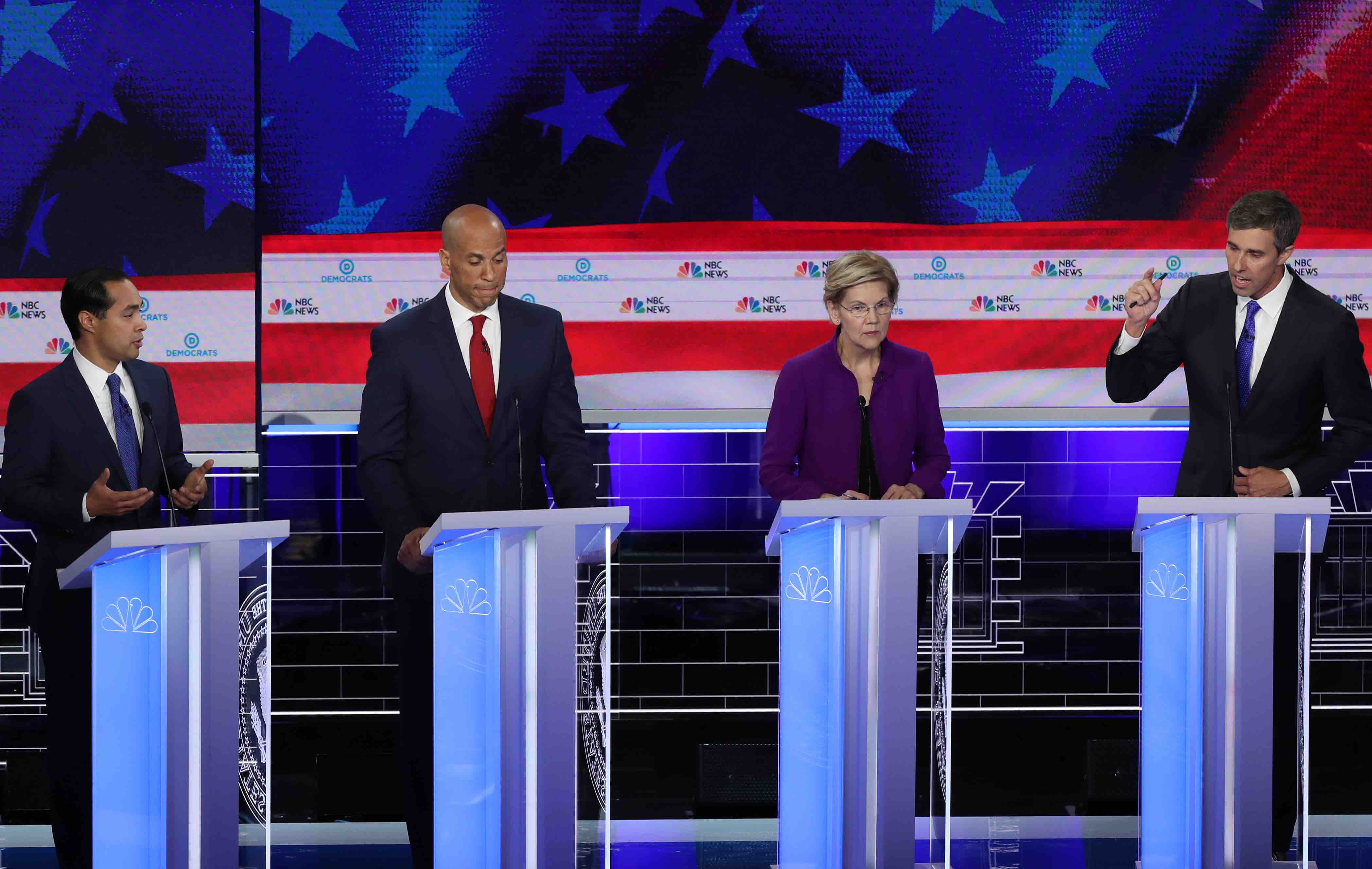 A Look at the Democratic Presidential Candidates' Immigration Platforms