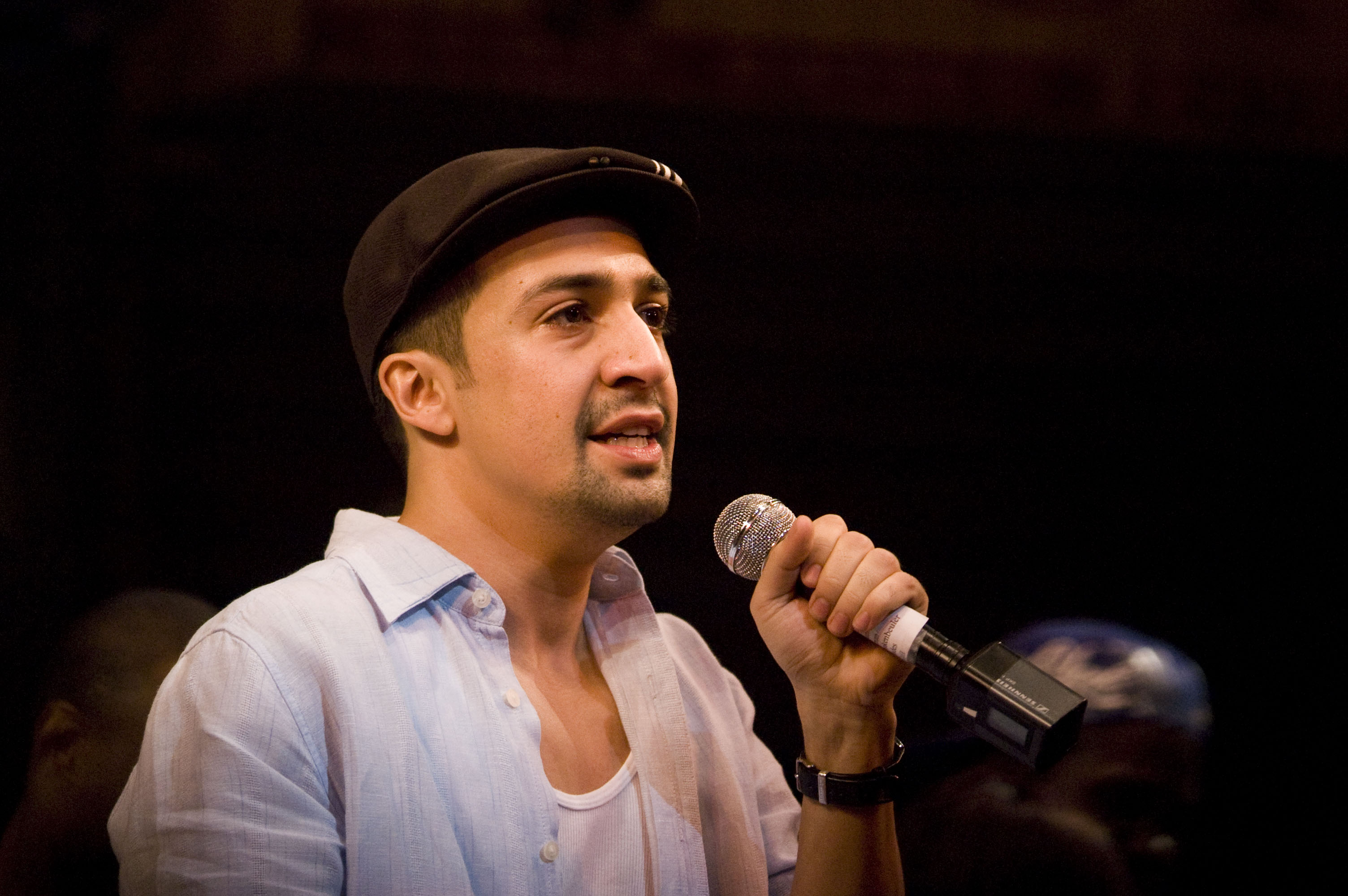 Lin-Manuel Miranda Reveals the Character He's Playing in the 'In the Heights' Movie