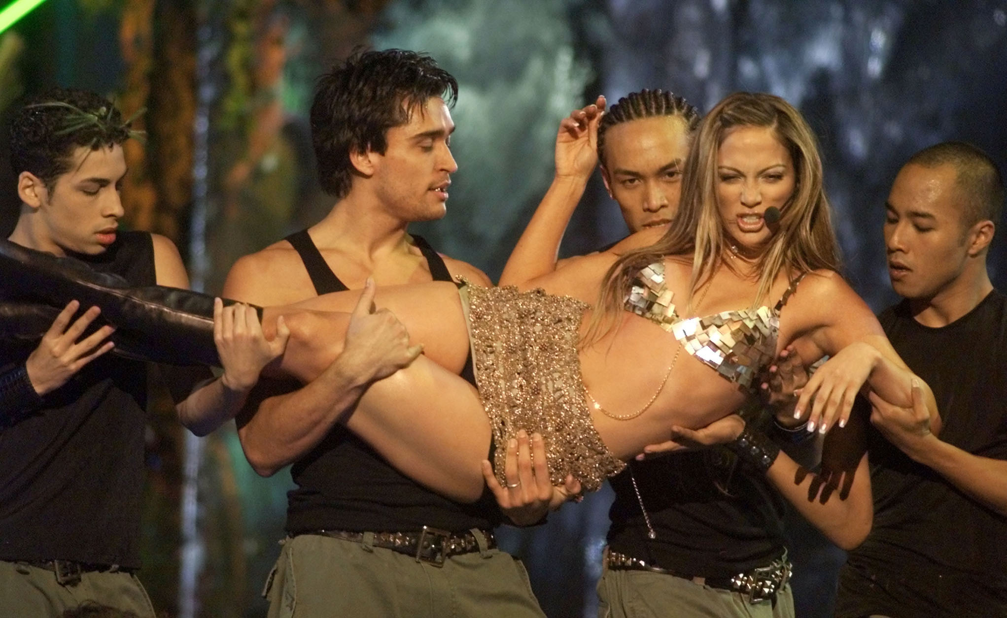 "The Most 90s Moments From JLo's ""If You Had My Love"" Video"