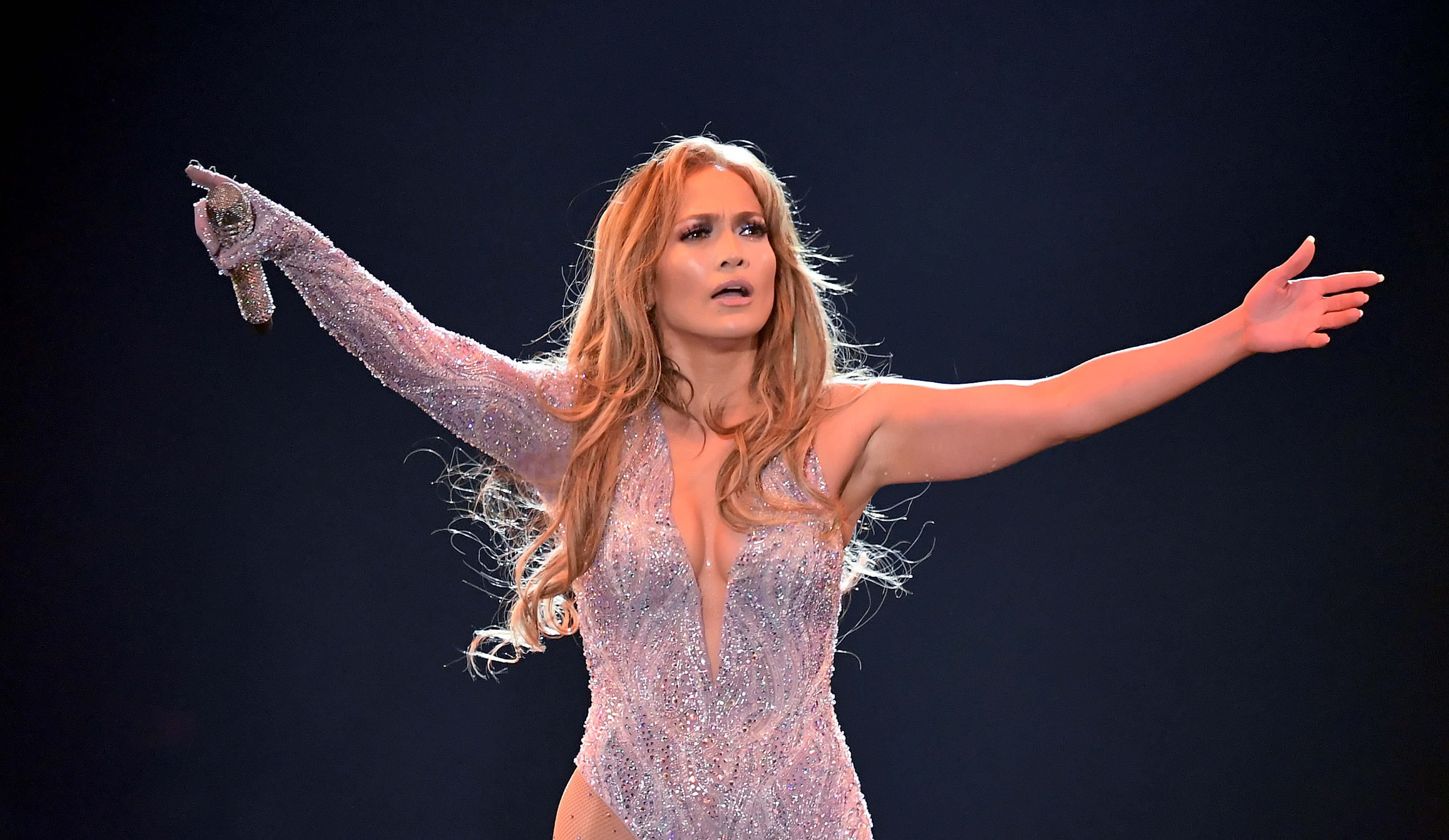 JLo Brought Her Daughter On Stage for a Duet & She Blew Everyone Away