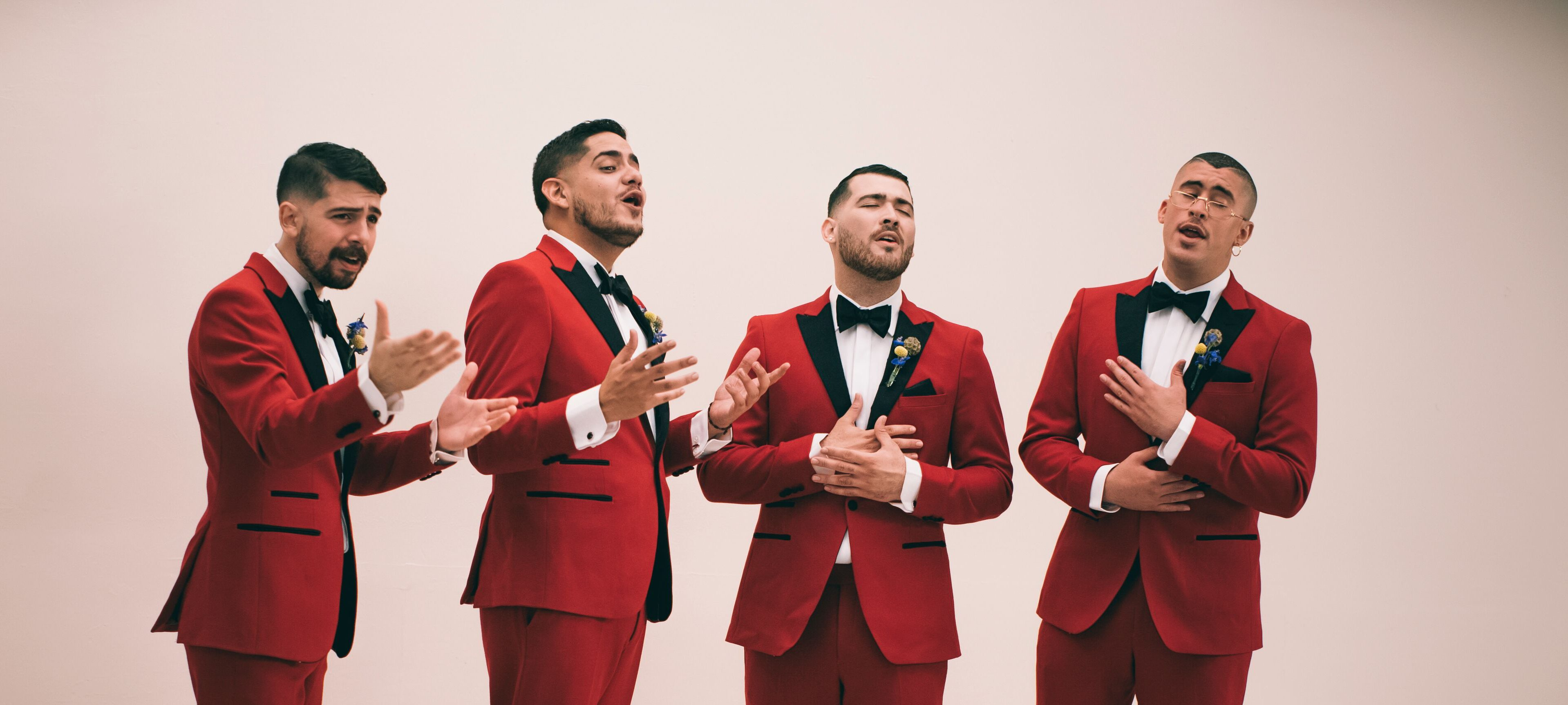 "Bad Bunny Teams Up With Los Rivera Destino on ""Flor,"" a Heartfelt Father's Day Bolero"