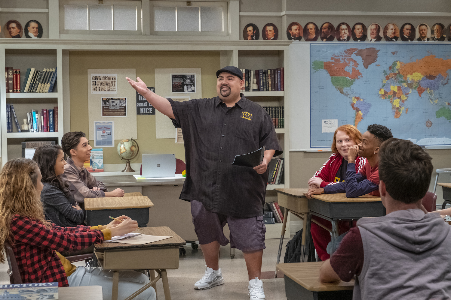 REVIEW: 'Mr. Iglesias' Takes on the Life-Changing Power of Teachers, With a Side of Jokes