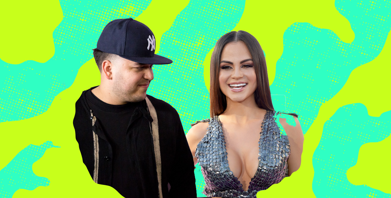 Natti Natasha and Rob Kardashian's Flirty Tweet Exchanges Have Khloe on High Alert