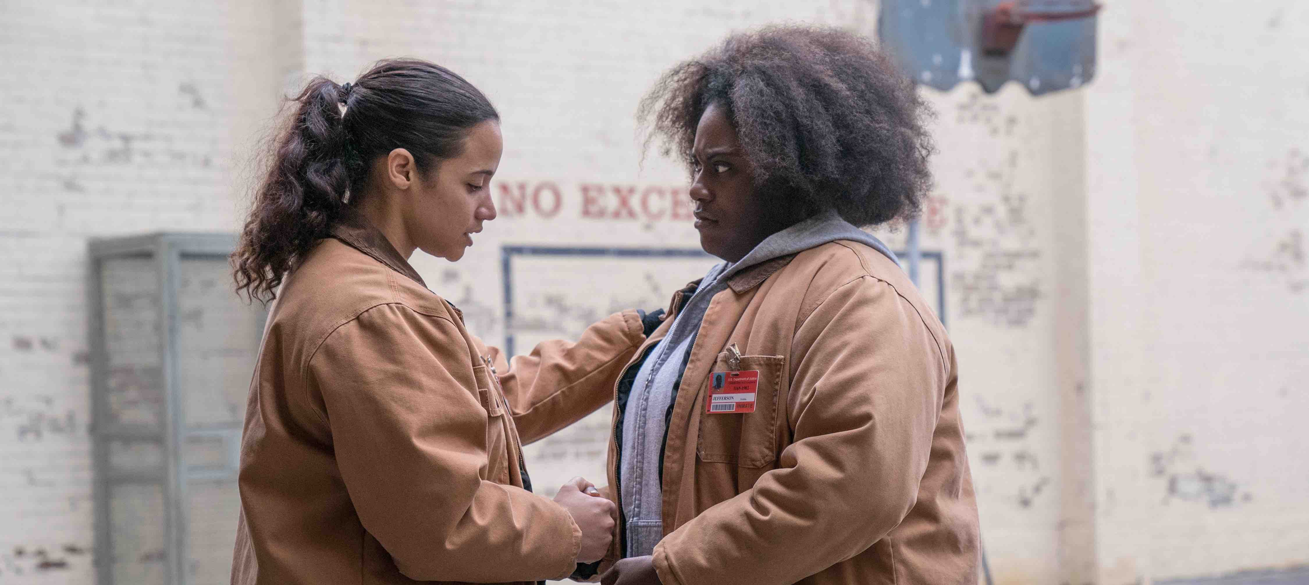 TRAILER: 'Orange Is the New Black's Final Season Will Focus on Immigrant Detention & Broken Bonds