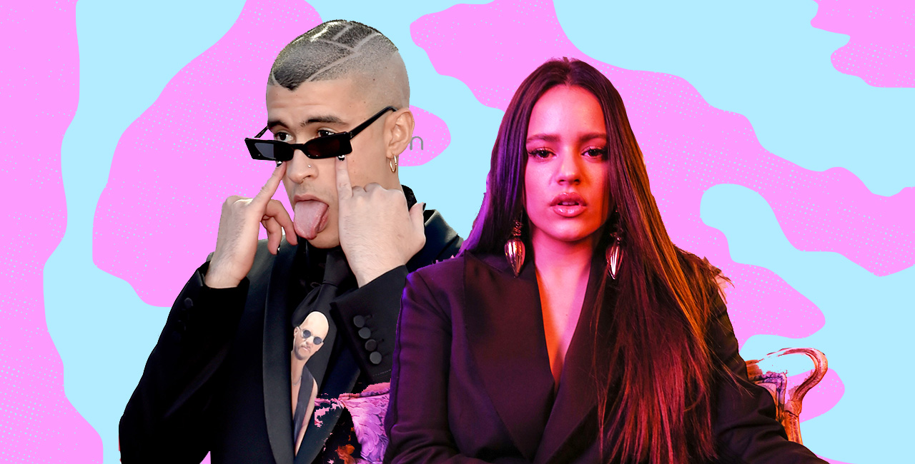Rosalía and Bad Bunny Unfollowed Everyone But Each Other on Twitter & OMFG