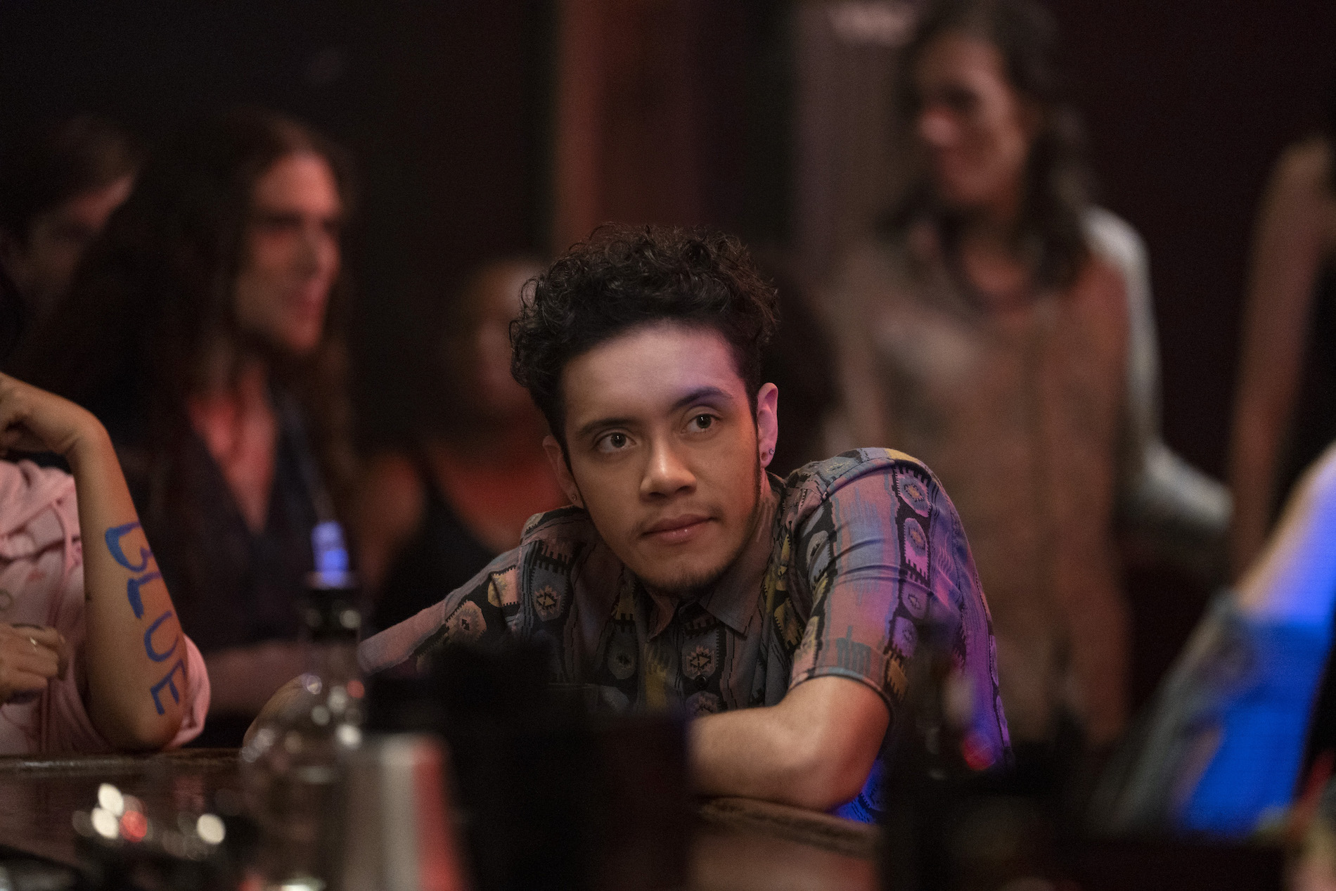Nonbinary Actor Garcia On Being Excited & Terrified After Landing a Role in Netflix's 'Tales of the City'