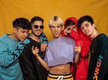 AQUIHAYAQUIHAY is a Band of Boys, But Don't Call Them a Boy Band