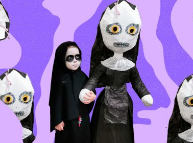 Are you as Hardcore as Lucía, the 3-Year-Old Who Had a 'The Nun'-Themed Horror Birthday Party?