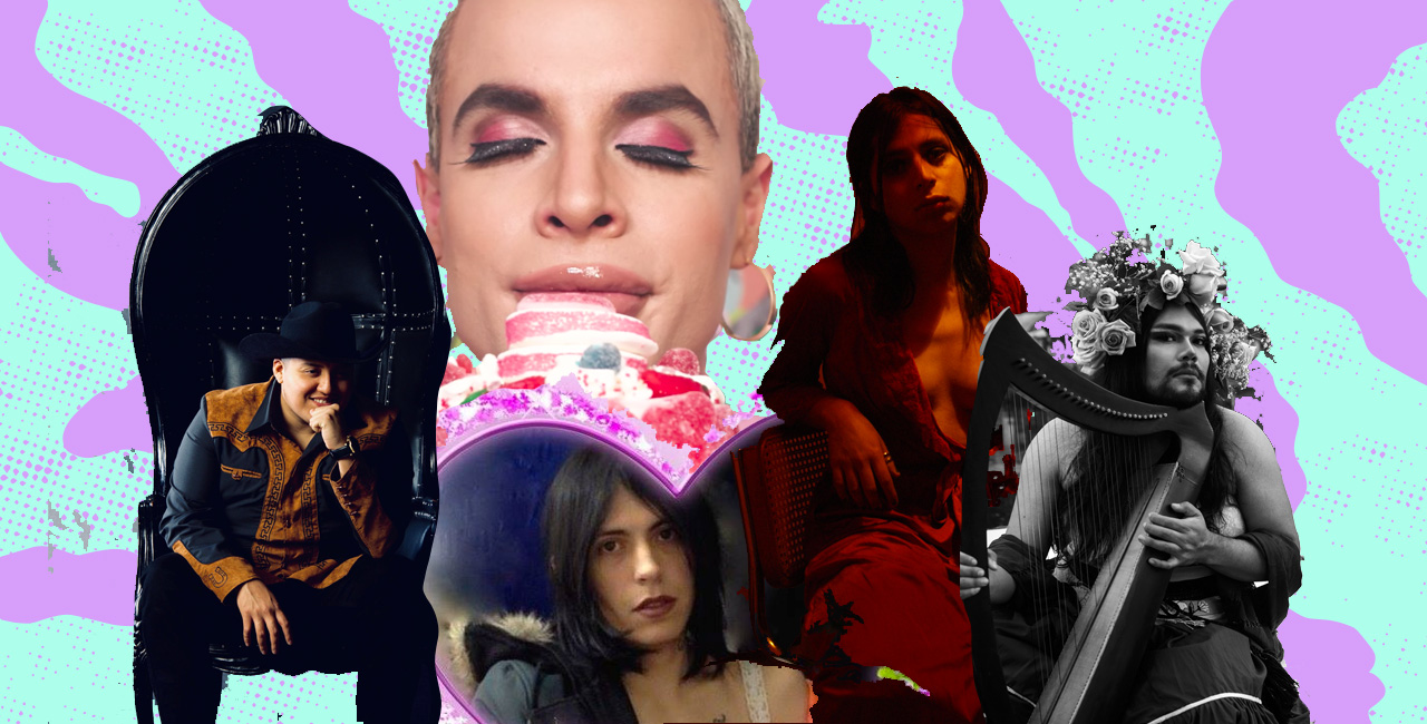 11 Transgender and Non-Binary Artists Making Waves in Latin America's Indie Scene