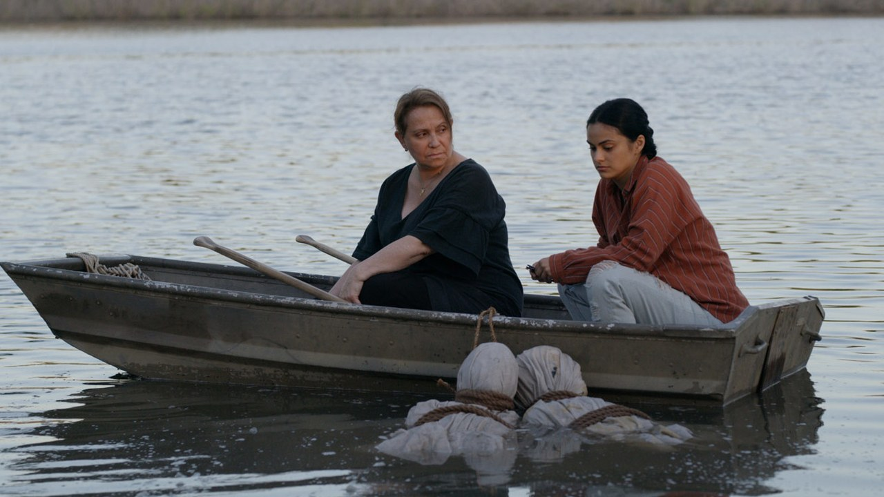 REVIEW: 'Coyote Lake' Is a Haunting Film About a Mother-Daughter Duo Hunting Human Traffickers