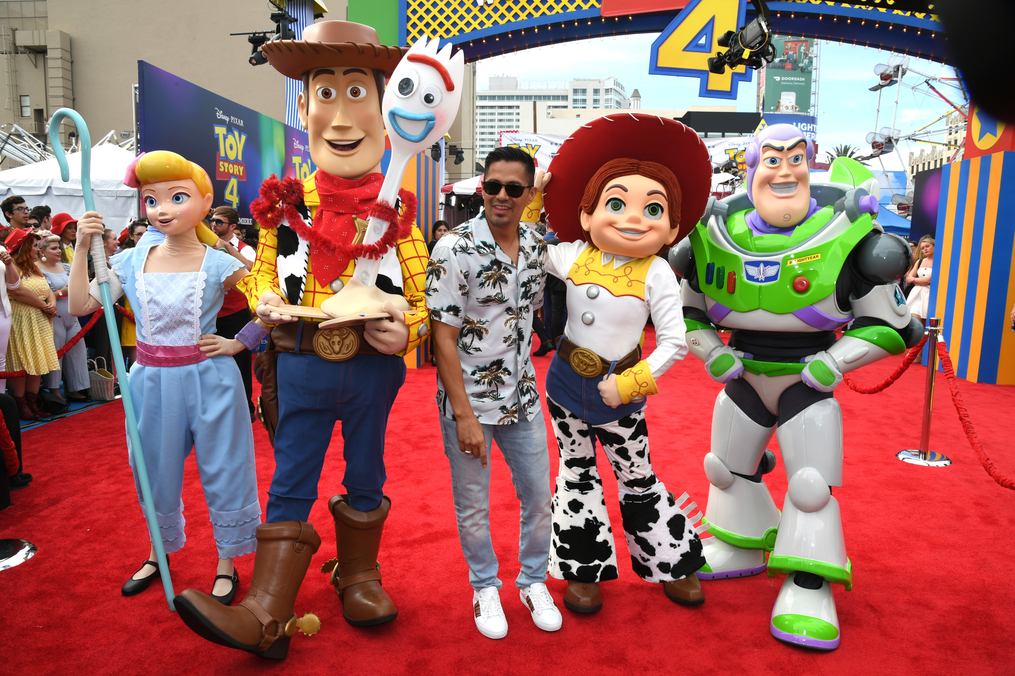 Wondering if Bonnie's Dad in 'Toy Story 4' Is Latino? Pixar Producer Jonas Rivera Hints at Yes