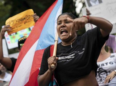 Boricuas Celebrate News That Governor Ricardo Rosselló Has Resigned