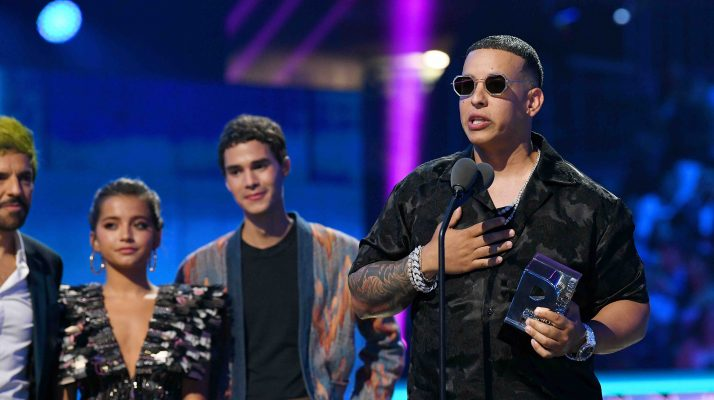 Daddy Yankee Stays Winning as He Tops the List for Most-Viewed Youtube Music Videos of 2019
