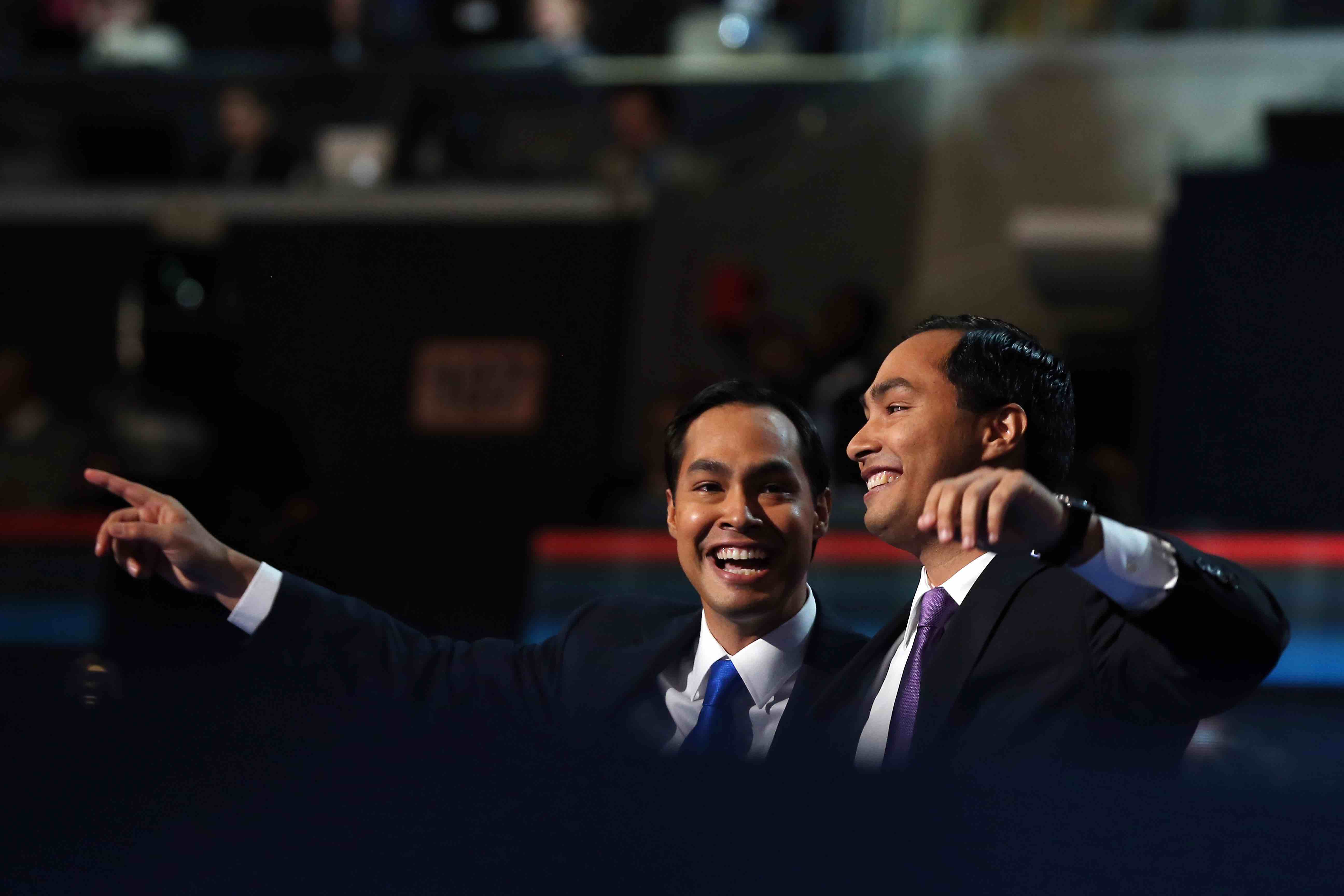 How to Tell Julián and Joaquin Castro Apart