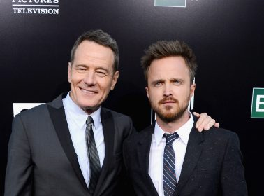 'Breaking Bad's Aaron Paul & Bryan Cranston Are in the Mezcal Business Now