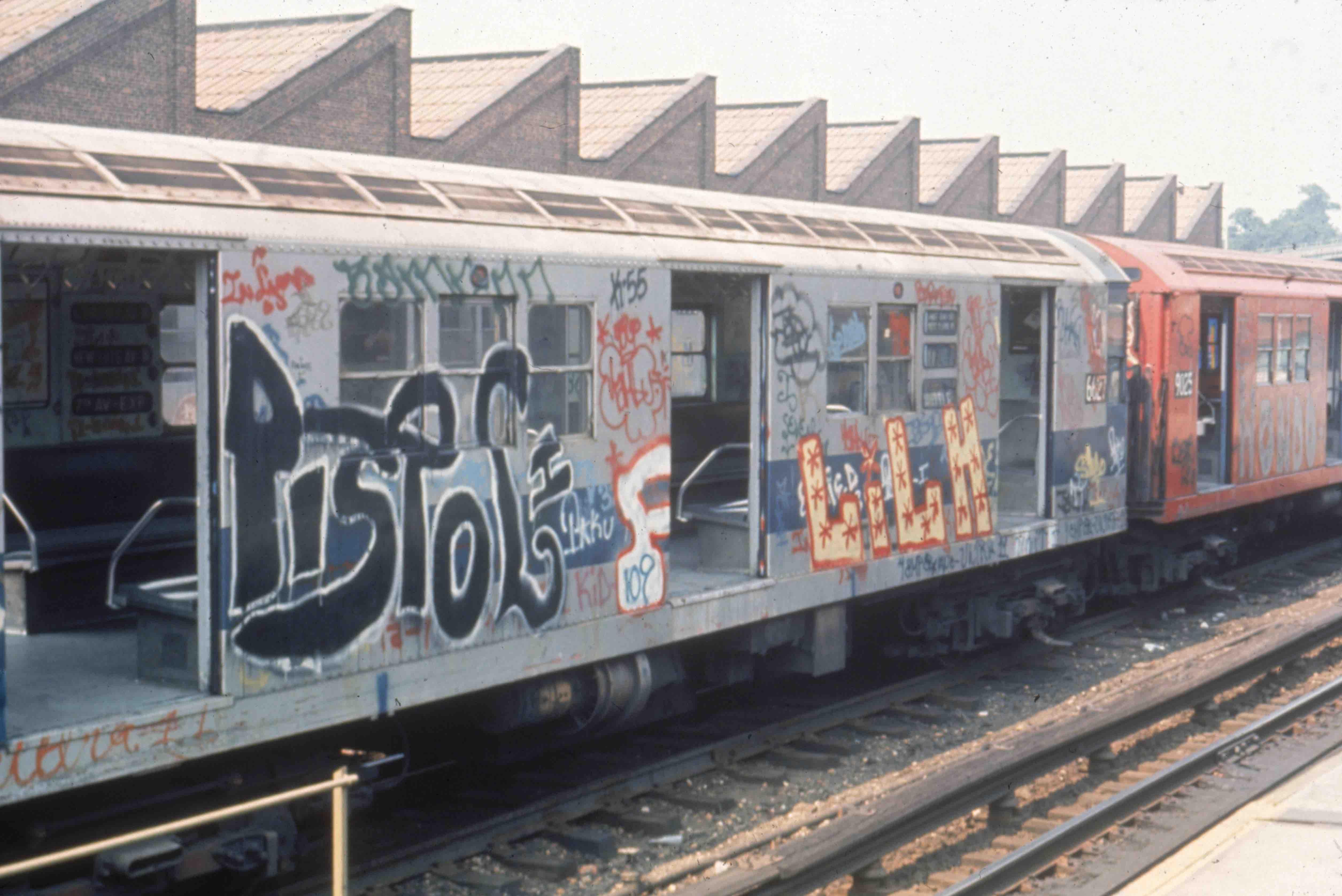 Boricua Subway Graffiti Icon Lee Quiñones to Speak on Latinx Graffiti Panel