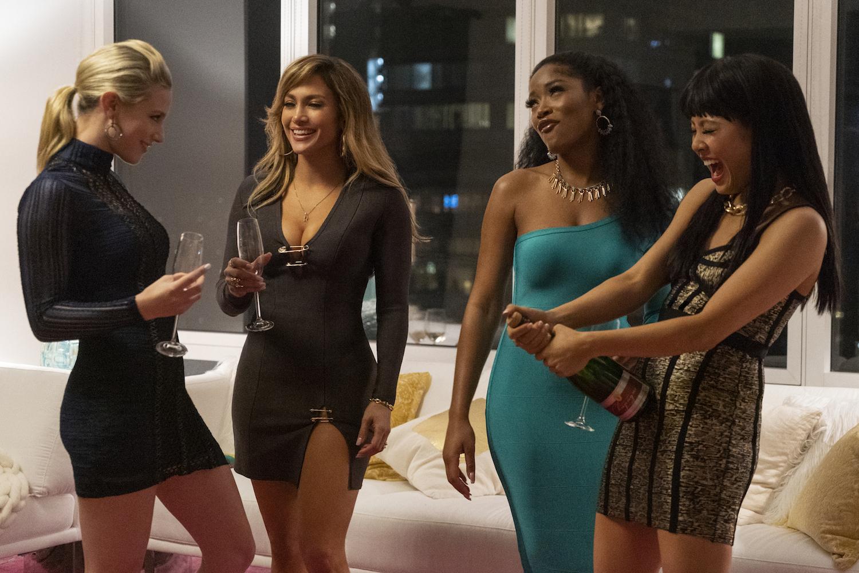Jennifer Lopez Dazzles in Bombastic Trailer for 'Hustlers'