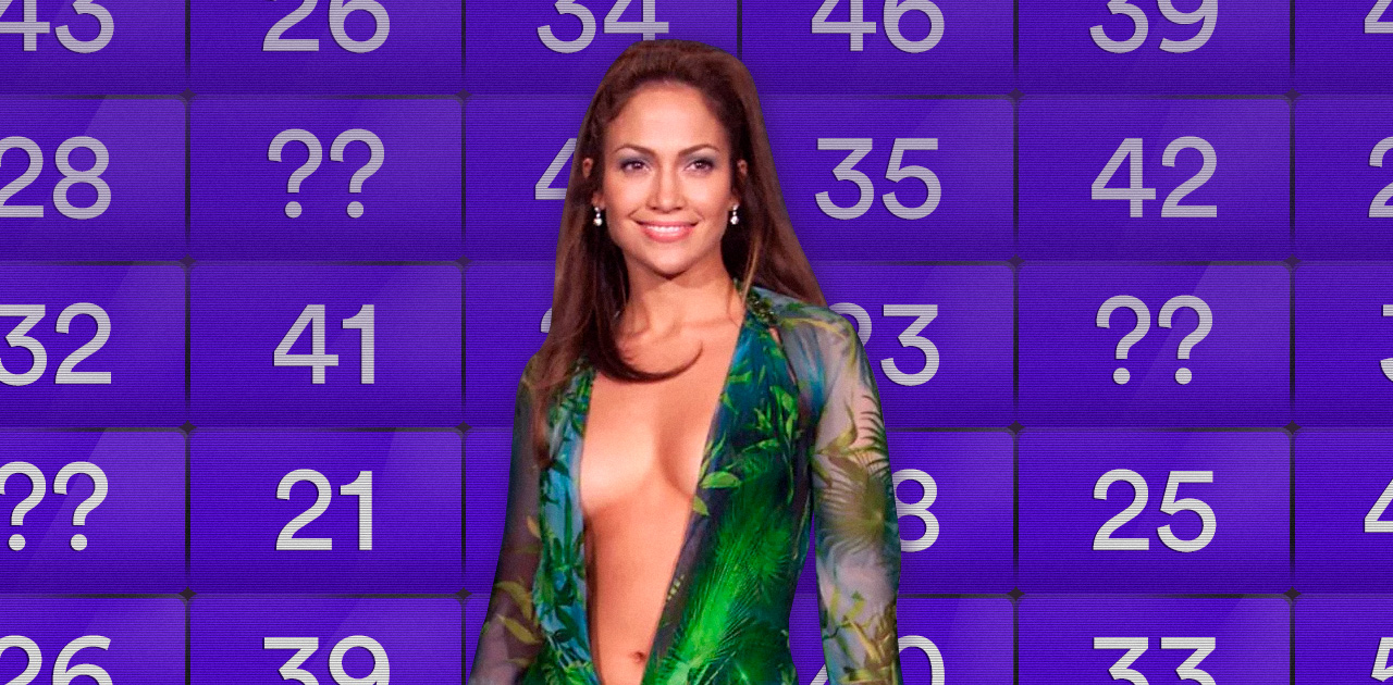 QUIZ: Can You Guess JLo's Age in These Photos?
