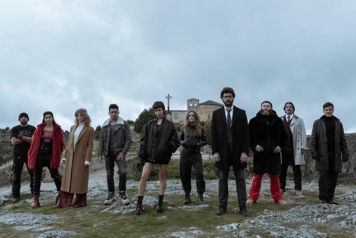 REVIEW: Episode 1 of Netflix's 'La Casa de Papel' ('Money
