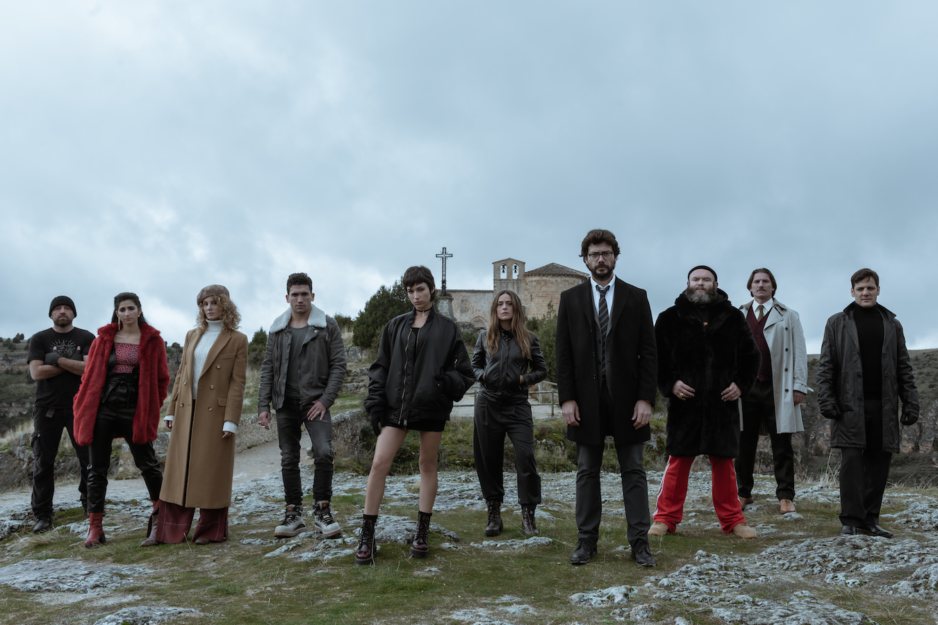 New Heist, Same Team: Everything We Know About 'La Casa de Papel' Season 3