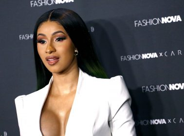 Cardi B Teases New Album After Scoring Spotify's Most-Streamed Female Rap Album