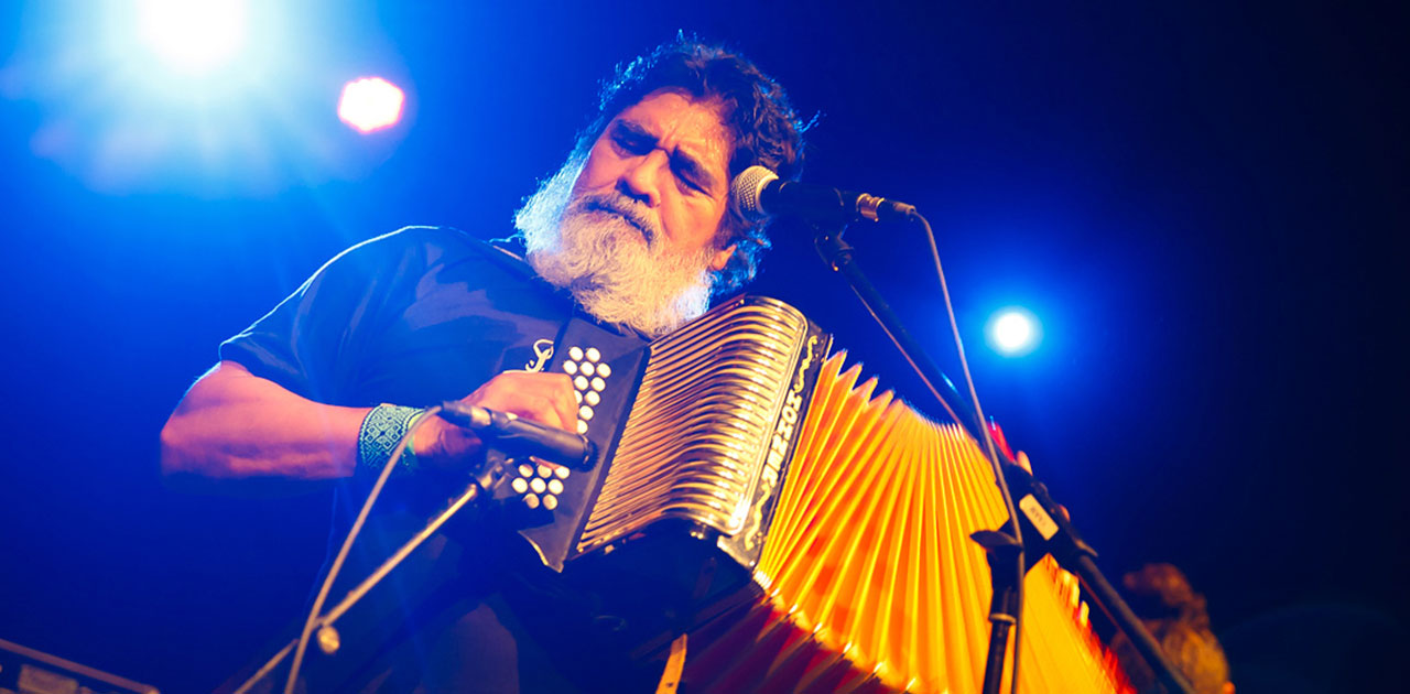 Mexican Cumbia Legend Celso Piña Has Died