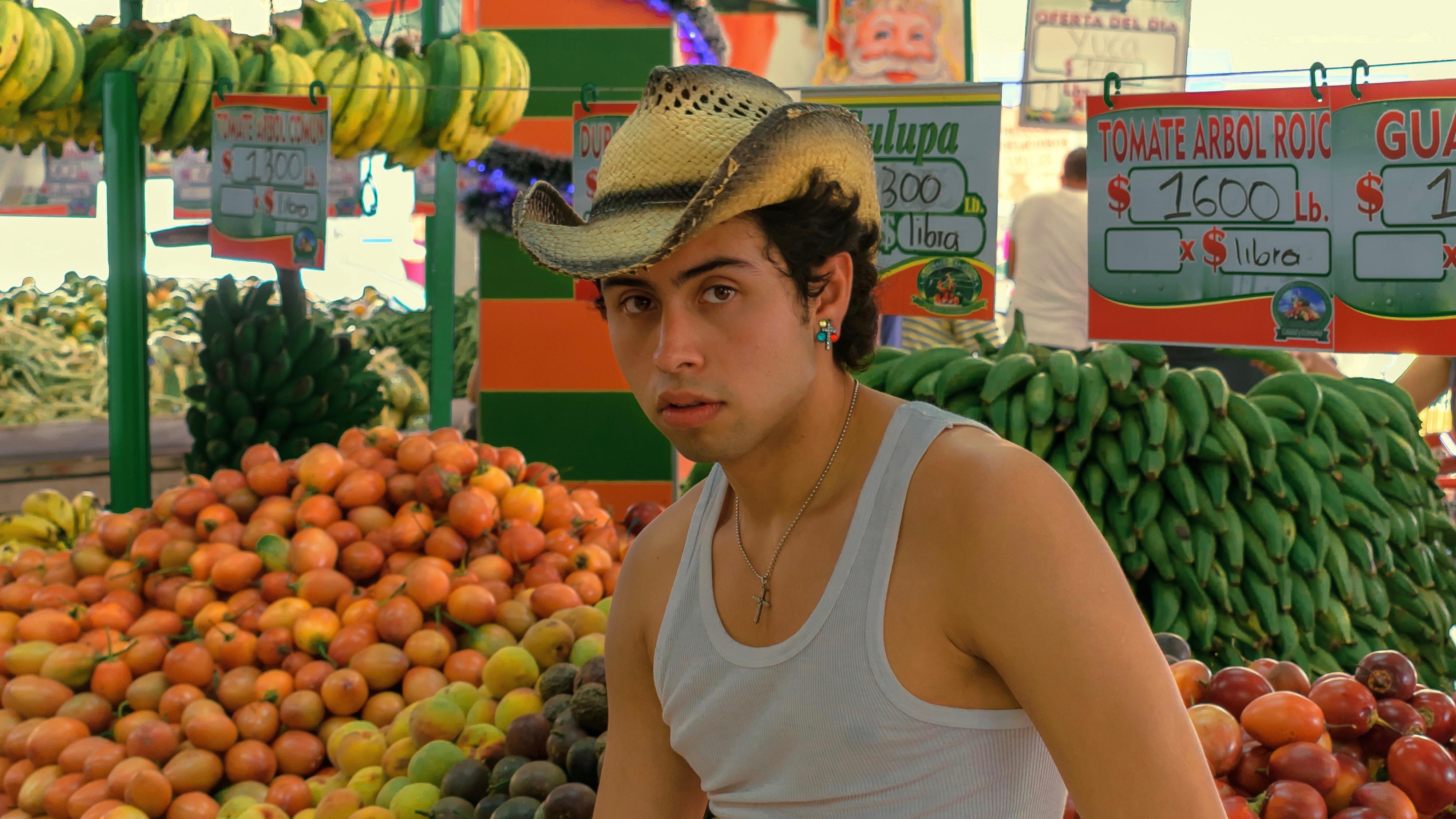 "Colombian Artist Manchado's ""Courageous"" Is a Pop-Reggaeton Pep Talk"