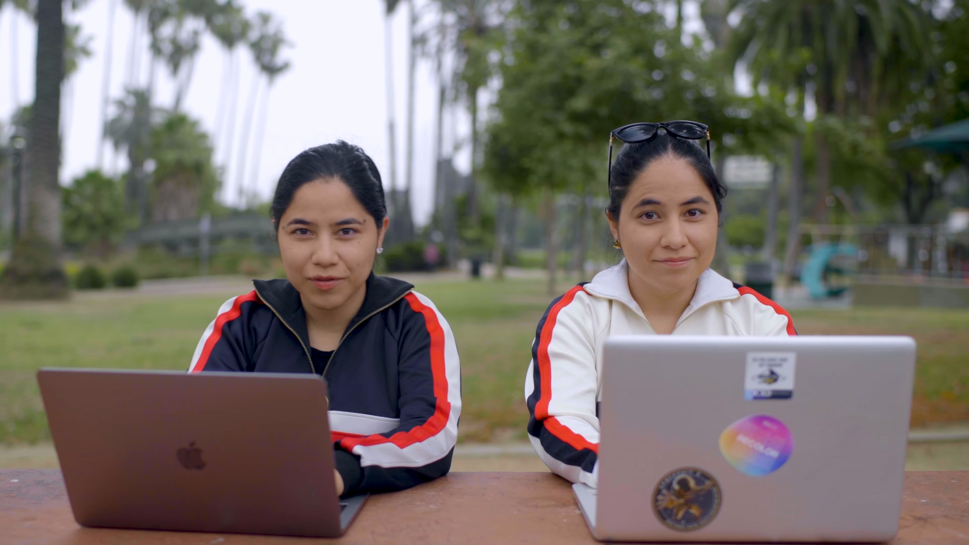 The CyberCode Twins Drive Through Los Angeles to Accelerate the Ideas of Tech Entrepreneurs