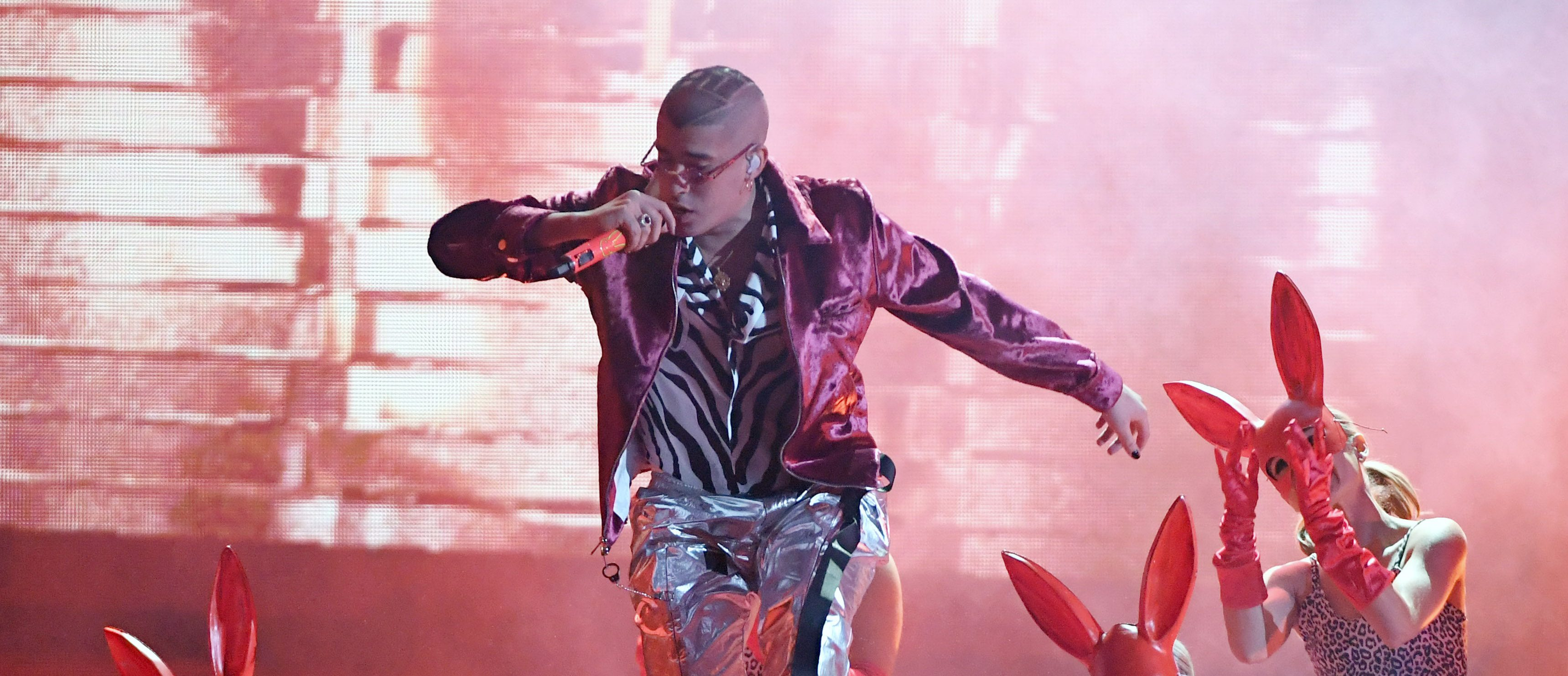 Bad Bunny Gifts the World 1 Month of Free Spotify Premium