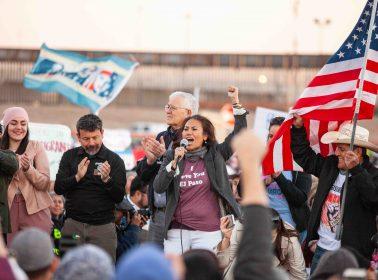 Congresswoman Veronica Escobar: Trump Is Not Welcome in El Paso