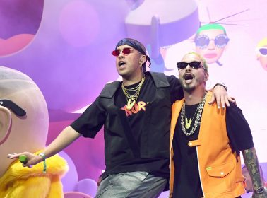 Univision's Uforia Music Series Brings Bad Bunny & J Balvin Together & Will Raise Money for El Paso & Dayton Victims
