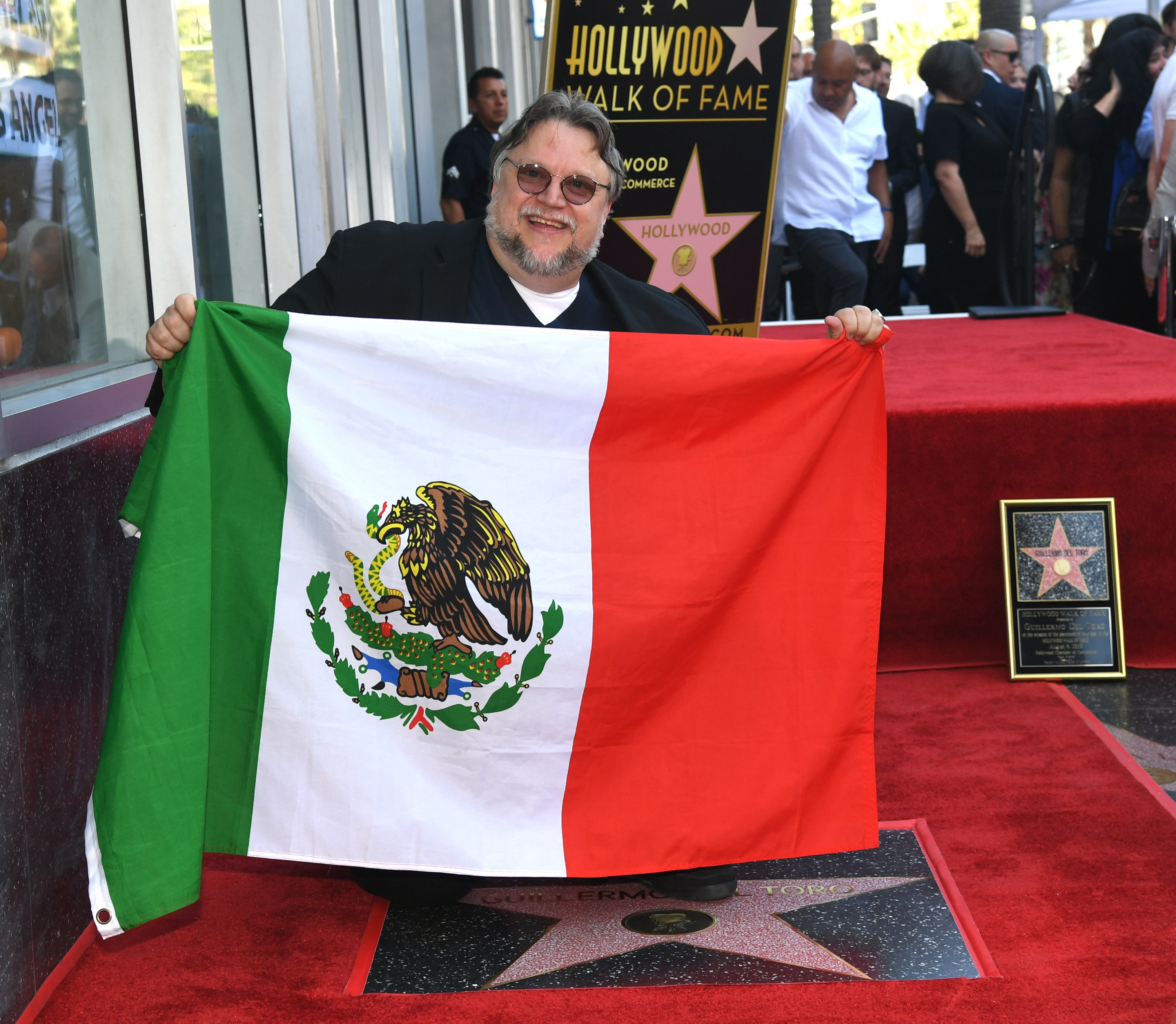 "Guillermo del Toro On Getting a Star on Hollywood Walk of Fame: ""I'm Mexican, and I Am an Immigrant"""
