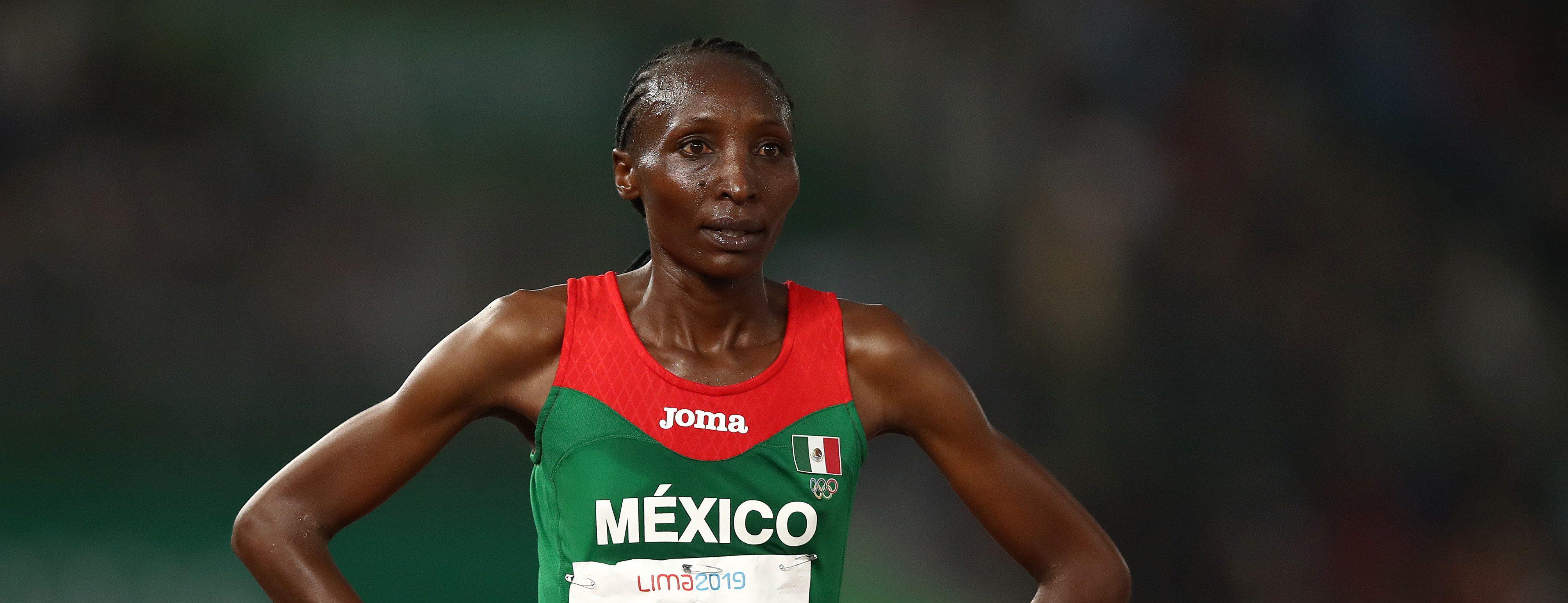 Meet Risper Biyaki Gesabwa, the Kenya-Born Racer Who Repped Mexico at Pan American Games