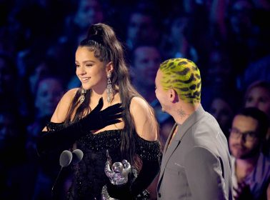 Rosalía's Best Latin Win at the VMAs Sparked Conversation on Who's Considered Latinx