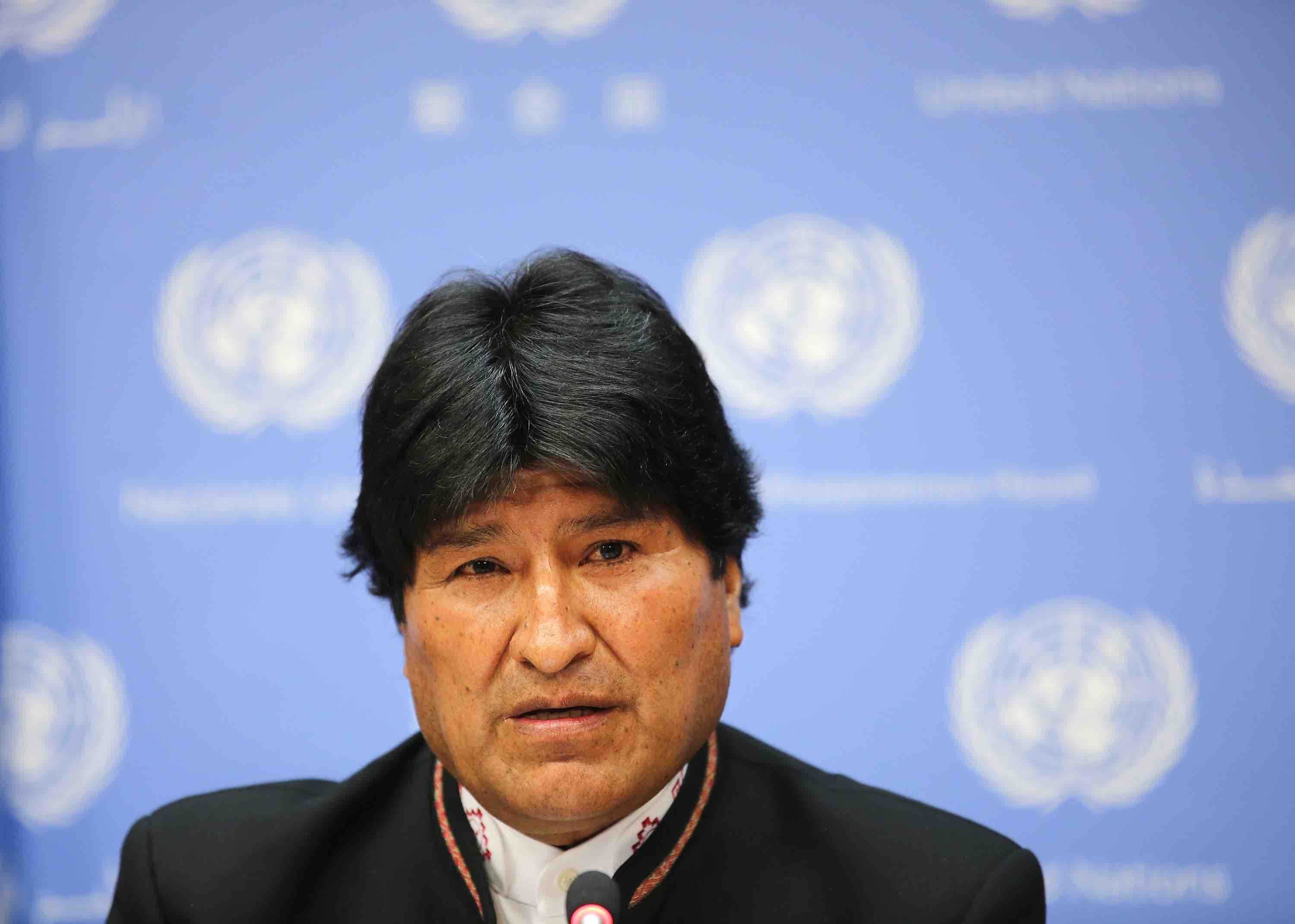 Bolivians Have Taken to the Streets to Protest Against Evo Morales' Re-Election Bid