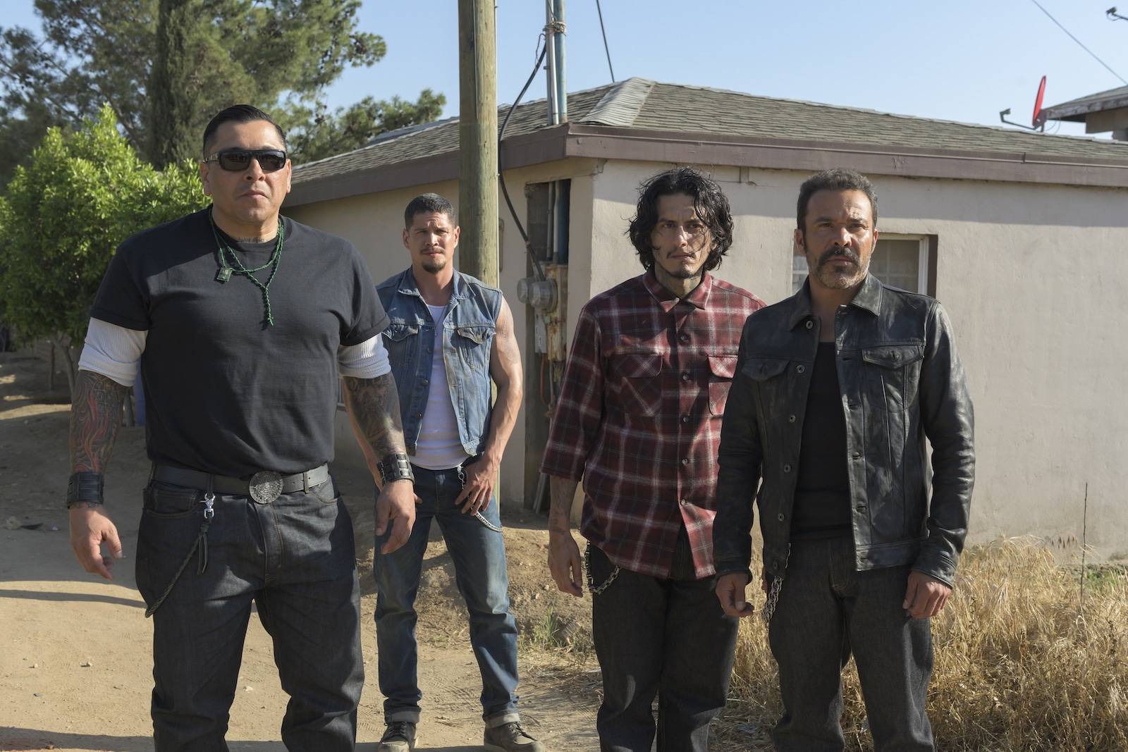 'Mayans MC' Cast On the Power of Playing Bilingual & Bicultural Characters on TV