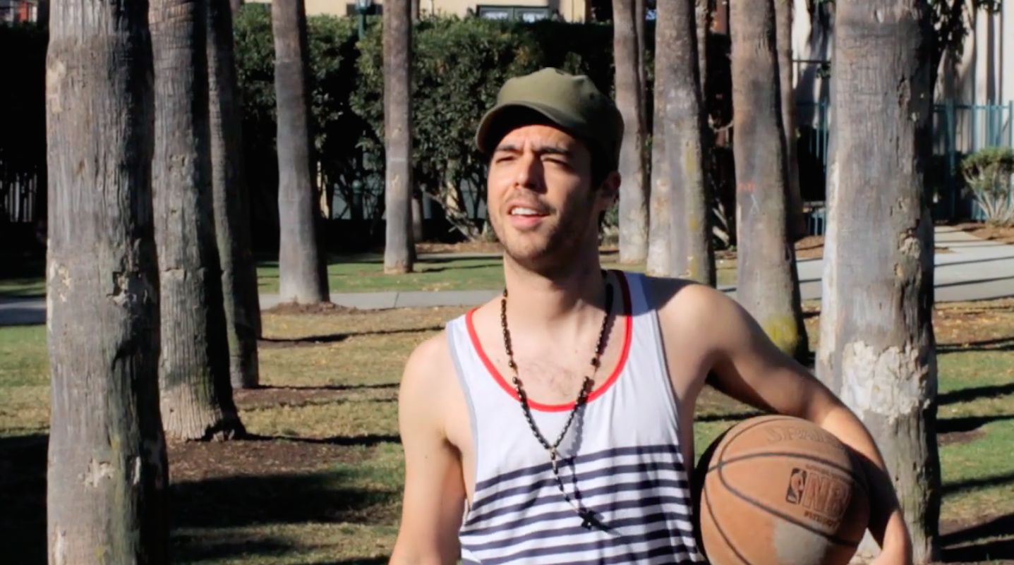 In This Hilarious Mockumentary, a Cuban Guy in Flip-Flops Kills It at a Pickup Basketball Game