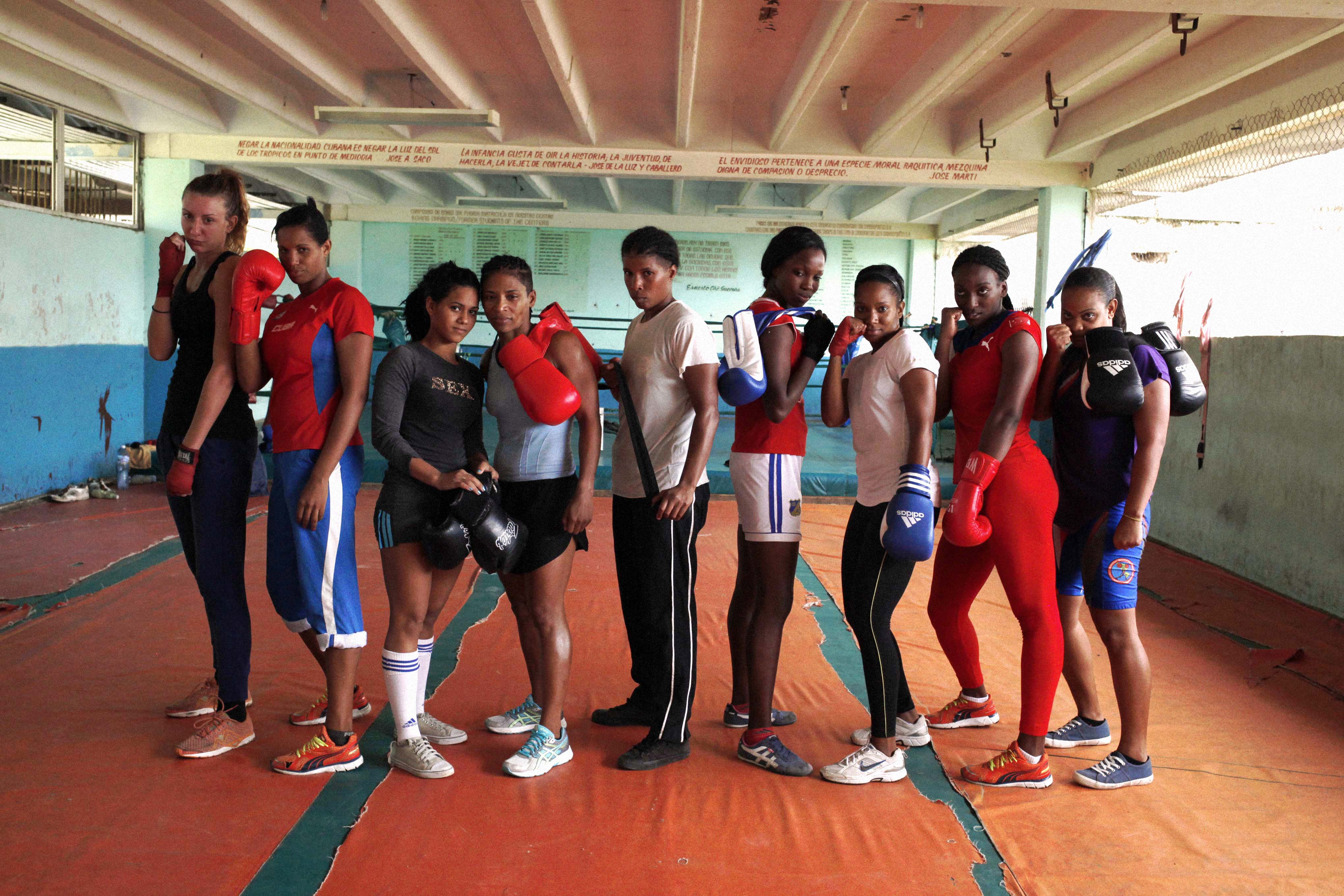 REVIEW: In This Dazzling Doc, Namibia Flores Rodriguez Fights Against a Boxing Ban for Women in Cuba