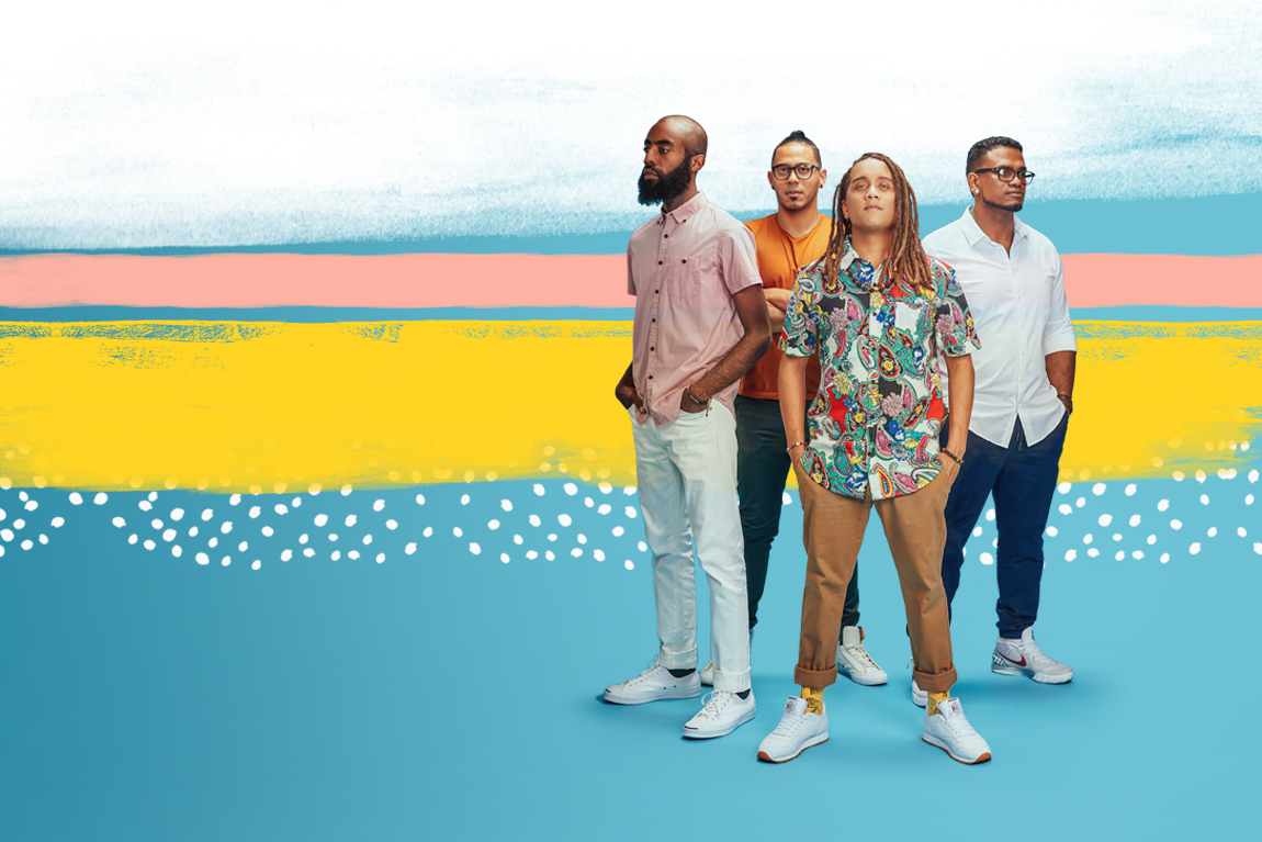 Premiere: With Upbeat Afro-Dominican Rhythms, Yasser Tejeda y Palotre's New Single Celebrates Their Roots