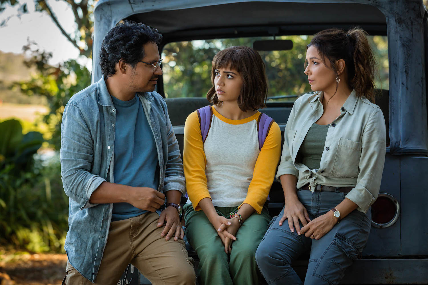'Dora and the Lost City of Gold' Actress Isabela Moner Is Changing Her Name to Honor Her Abuela