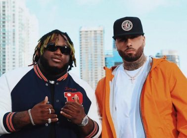 """Nicky Jam & Sech Are Giving Out Burgers to Promote Their Newest Single """"Atrevete"""""""