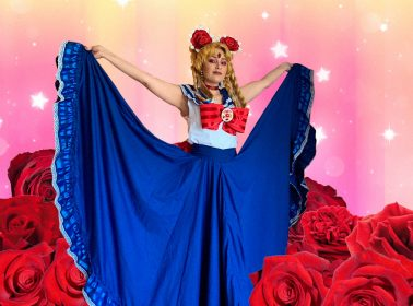 Meet Destiny Mendoza, the Cosplayer Mixing Folklorico With Anime