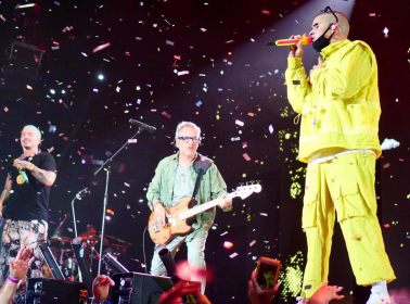 Uforia's Music Series Brought Together Bad Bunny, J Balvin, Wisin & Yandel & More for a Special Night