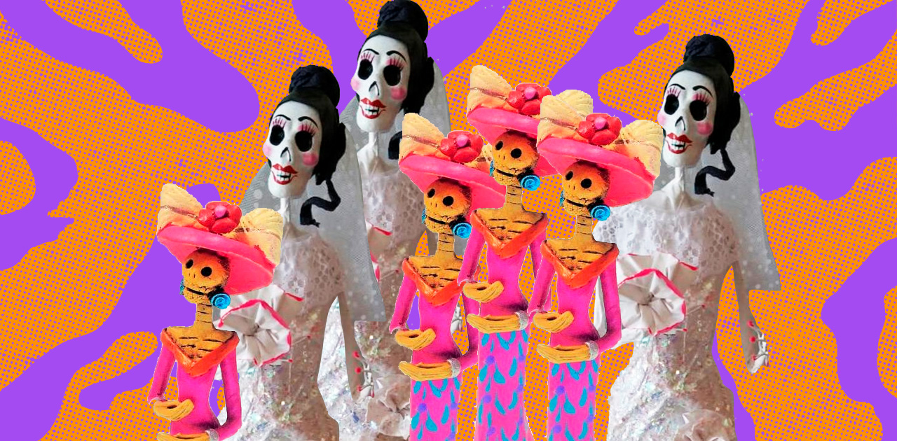 5 Homemade Catrina Dolls You Can Buy Online